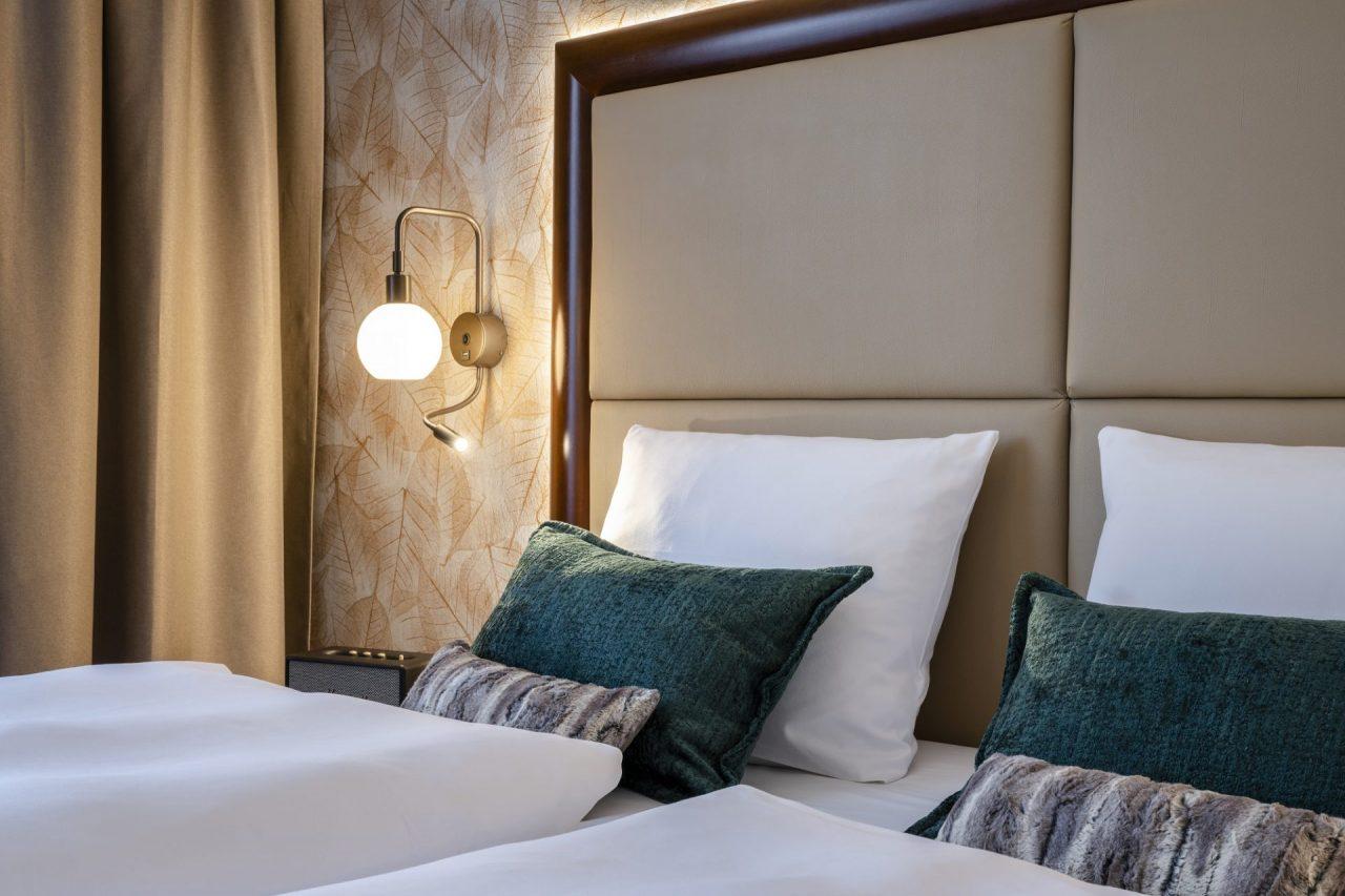 Günstige Einzelzimmer und großzügige Suiten im Hotel Erb in Parsdorf bei München