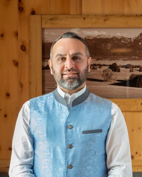 Herr Sirwan Aziz